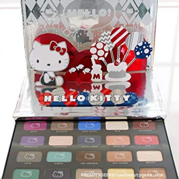Sephora Other - New Hello Kitty 40th Anniversary Palette
